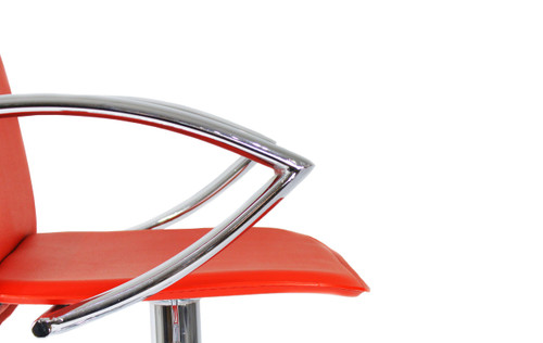 Bueno Bar Stool Red