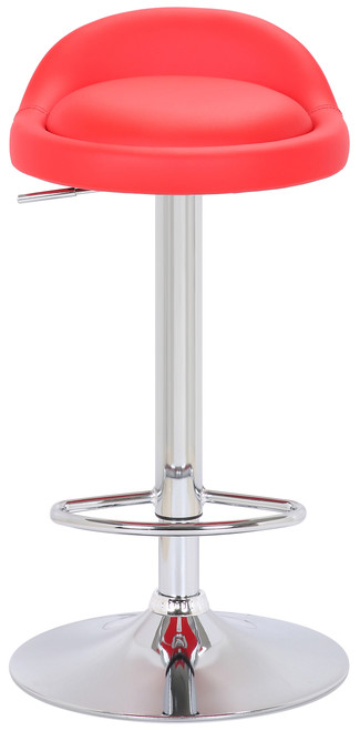 Sofia Bar Stool Red