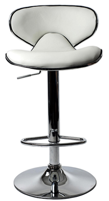 Carcaso Bar Stool White