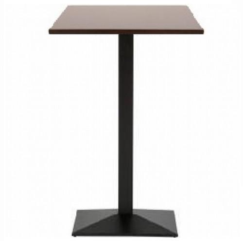 Siero Poseur Table Square - Walnut Ash
