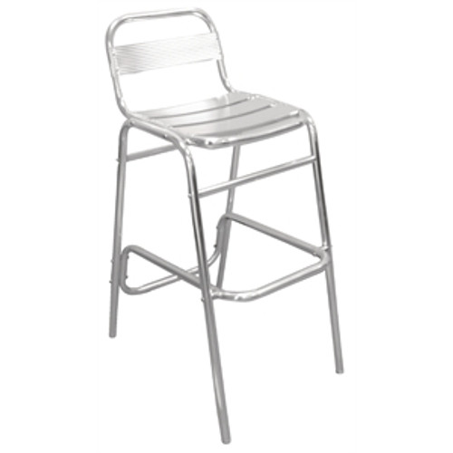 Pack of 4 London Outdoor Bar Stools