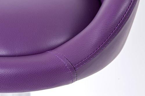 Sofia Bar Stool Purple