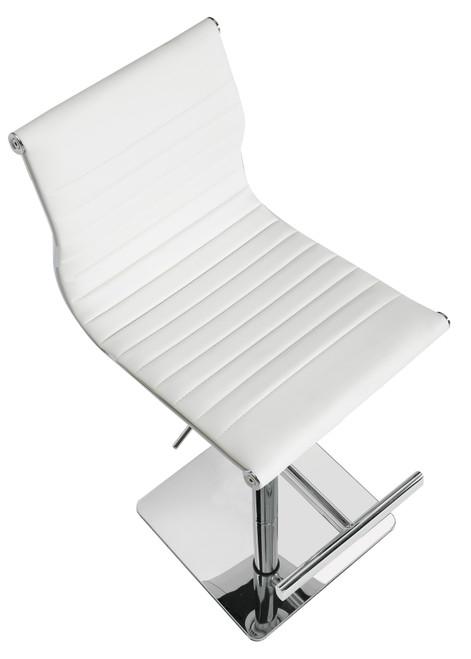 Deluxe Rovigo Bar Stool White