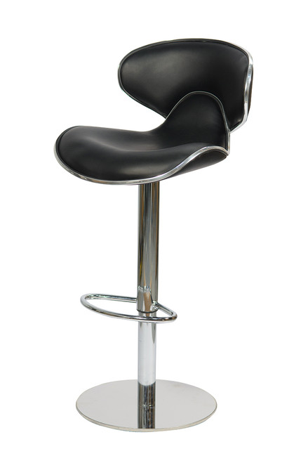 Deluxe Carcaso Bar Stool Black