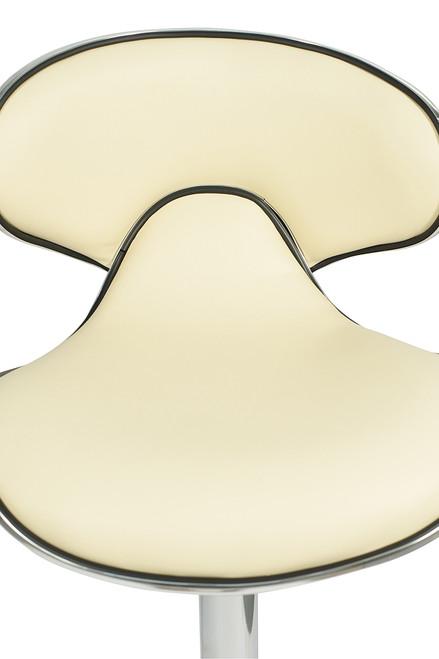 Deluxe Carcaso Bar Stool Cream
