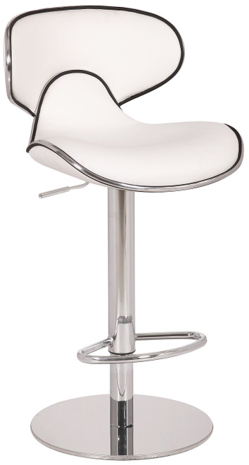 Deluxe Carcaso Bar Stool White