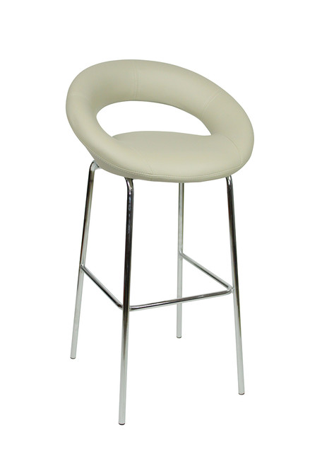 Sorrento Kitchen Fixed Height Bar Stool and Como Table Package