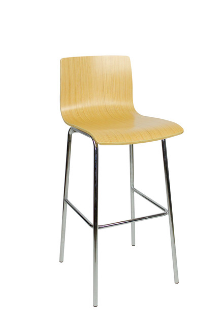 Venezia Fixed Height Bar Stool and Como Table Package