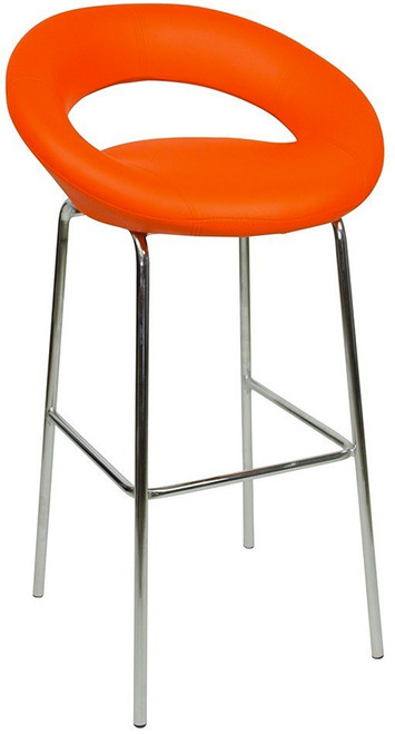 Sorrento Kitchen Fixed Height Bar Stools Red