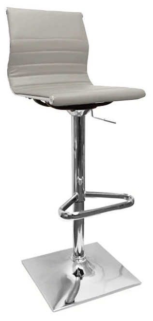 Rovigo Bar Stool Grey