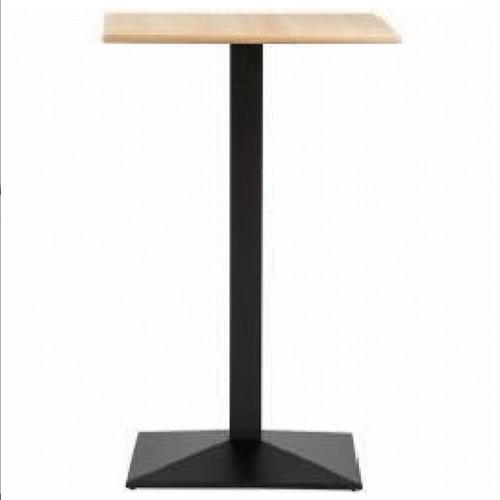 Siero Poseur Table Square - Natural Ash
