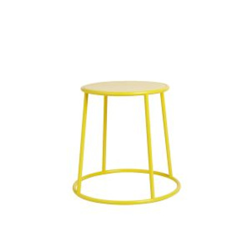 Max 45 Low Stool Yellow