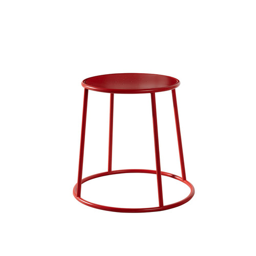 Max 45 Low Stool Red