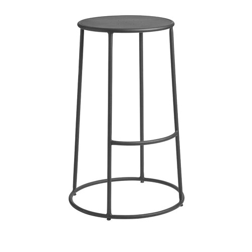 Max 75 High Stool Grey