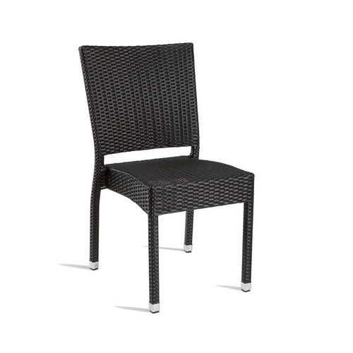 Stag Side Chair Black
