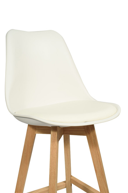White Sedia Bar Stool