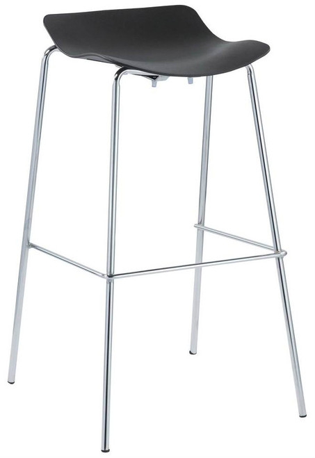 Black Atrani Bar Stool