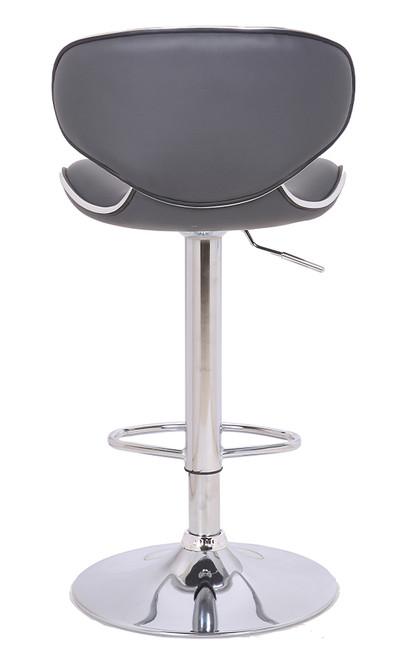 Carcaso Bar Stool Charcoal Grey