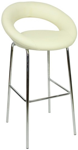 Awe Inspiring Sorrento Kitchen Fixed Height Bar Stools Cream Ocoug Best Dining Table And Chair Ideas Images Ocougorg