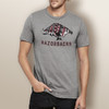 Arkansas Razorbacks- Short Sleeve T-Shirt