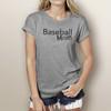 Baseball Mom - Short Sleeve T-Shirt