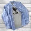 Cock - Short Sleeve T-Shirt