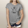 Go Your Own Way - Short Sleeve T-Shirt