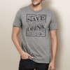 Save Water Drink Beer - Short Sleeve T-Shirt