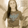 Free Spirit Wild Heart - Short Sleeve T-Shirt
