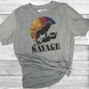 Savage - Short Sleeve T-Shirt
