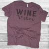 Wine Vibes - Short Sleeve T-Shirt