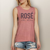 Rose' All Day - Muscle Tank (more color choices)