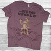 The Big Bad Wolf - Short Sleeve T-Shirt