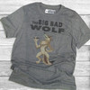 The Big Bad Wolf - Woman's Short Sleeve T-Shirt