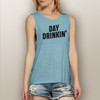 Day Drinkin' - Muscle Tank (More Color Choices)