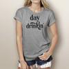 Day Drinkin' - Woman's Short Sleeve T-Shirt