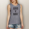 Guns N' Rose' - Muscle Tank (More Color Choices)