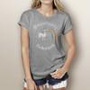 Majestically Awkward- Woman's Short Sleeve T-Shirt