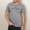 Live Free (Men's)- Short Sleeve T-Shirt