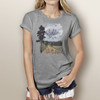 Chillin on a Dirt Road - Woman's Short Sleeve T-Shirt (more color choices)