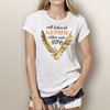 Well Behaved Women Retro - Woman's Short Sleeve T-Shirt (more color choices)