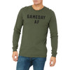Gameday AF - Unisex Jersey Long-Sleeve T-Shirt (more color choices)