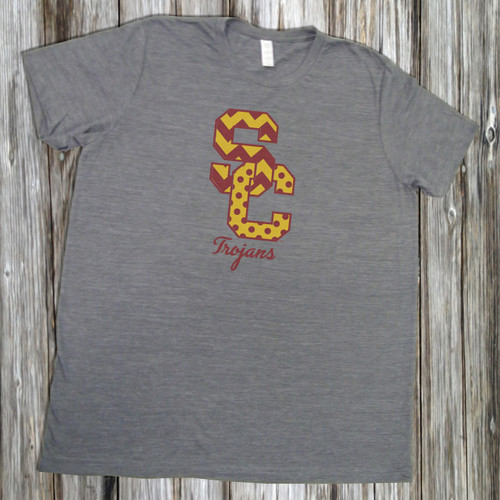 Southern California Trojans - Short Sleeve T-Shirt