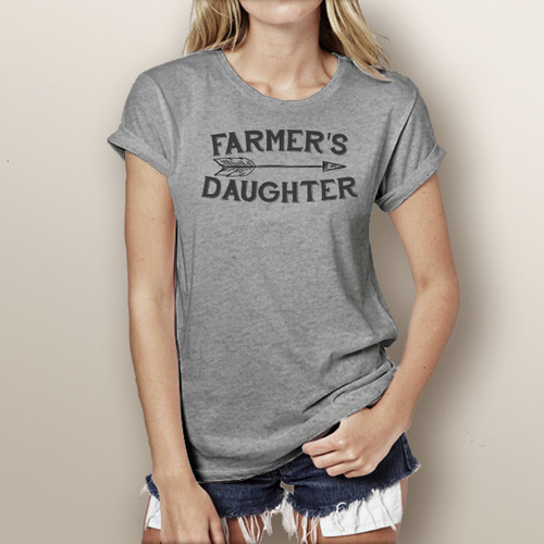 Farmer's Daughter - Short Sleeve T-Shirt