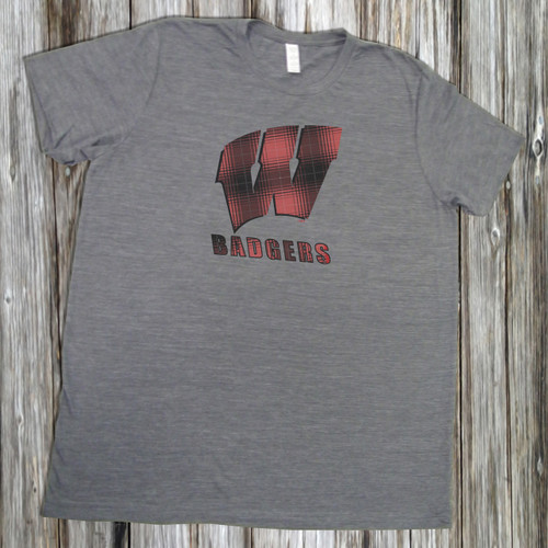 Wisconsin Badgers - Short Sleeve T-Shirt