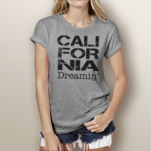 California Dreamin' - Unisex Short Sleeve T-Shirt