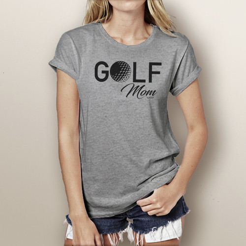 Golf Mom - Short Sleeve T-Shirt