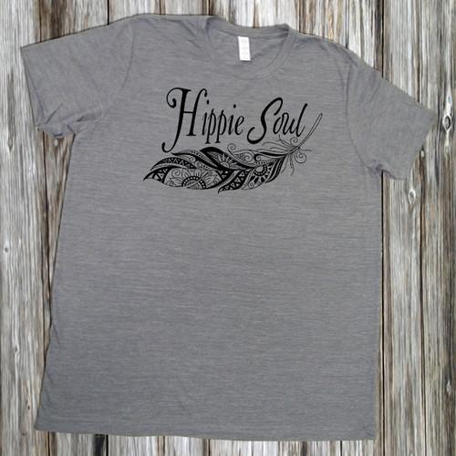 Hippie Soul - Short Sleeve T-Shirt