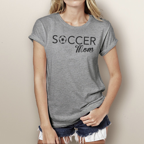 Soccer Mom - Short Sleeve T-Shirt