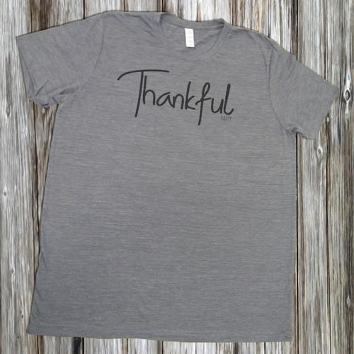 Thankful- Short Sleeve T-Shirt